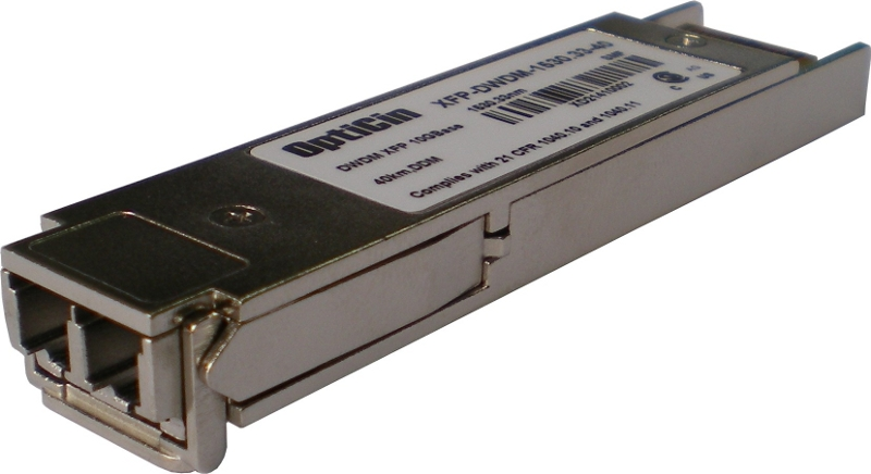 Модуль OptiCin XFP-DWDM-1533.47-80